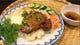 コムタン~甘辛豚肉ソテーご飯。旨い!