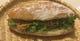 ベトナムのサンドイッチ、全粒粉のパンが美味!