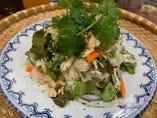鶏サラダ(GOI GA)