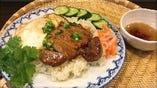 コムタン(豚肉ご飯)
