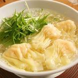 エビワンタン麺