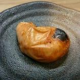 焼き白子(しお・しょう油)