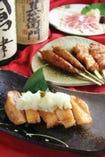 炭火の本格地鶏料理をご堪能下さい!!