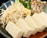 ヘルシー豆腐ステーキ