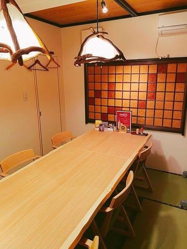 酒肴団蘭 きしん  店内の画像
