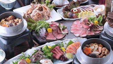 魚と釜めし かさ家 天神橋店  コースの画像