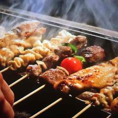 もつ焼串・蕎麦牛丼 肉問屋センター