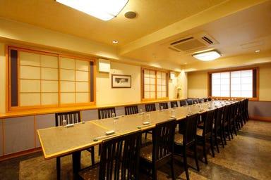 蕎麦遊膳 花吉辰 店内の画像