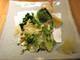 天婦羅:海老と季節野菜天盛り