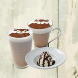 和紅茶チョコクリームラテ
