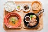 九州七県ご当地選べる定食