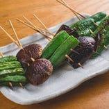 野菜串 各種