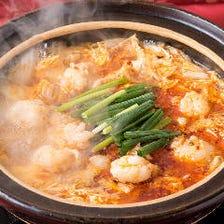 お鍋料理【冬の一押し】