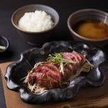 『神戸ビーフ』上赤身ステーキ