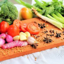 ◆朝採れ地野菜&産地直送有機野菜◆