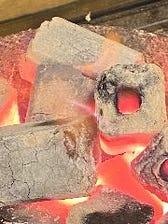 本格炭火焼き