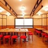 【3階 テーブル席】 ワンフロア貸切|21~30名様