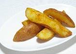 ※長芋のフライ カレー風味