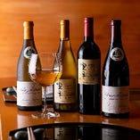 和食に添えるためにセレクトしたワイン