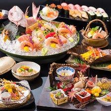 桔梗コース〈全7品〉接待・会食・法事