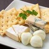 ヨーロッパのチーズ盛り合わせ ★EU★