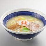 麺なし野菜らーめん(野菜スープ)