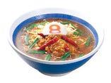 ピリッ辛担々麺(醤油味)