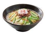 野菜ピリッ辛担々麺(醤油味)