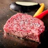 黒樺牛サーロインステーキ