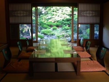 米沢牛・山懐料理 吉亭  店内の画像