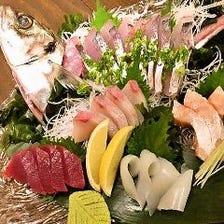 瀬戸内の鮮魚を直送