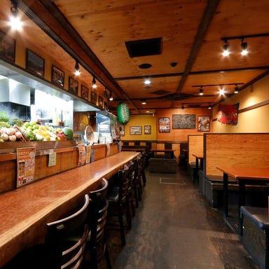 三浦頂食堂 上大岡店  店内の画像