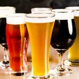 種類豊富な樽クラフトビール【日本をはじめ世界各国】