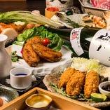 厳選食材を使用した創作料理【大阪府をはじめ全国各地】