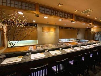 寿司割烹 小松  店内の画像