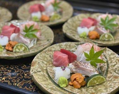 寿司割烹 小松  コースの画像
