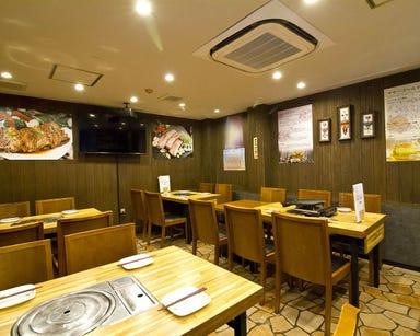 サムギョプサル 韓国料理専門店 さらんばん メニューの画像