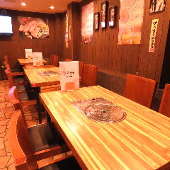 サムギョプサル 韓国料理専門店 さらんばん