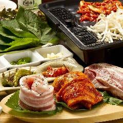 サムギョプサル 韩国料理专门店 さらんばん