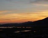 糸島を一望できる丘の上。 とっても素敵なロケーション。