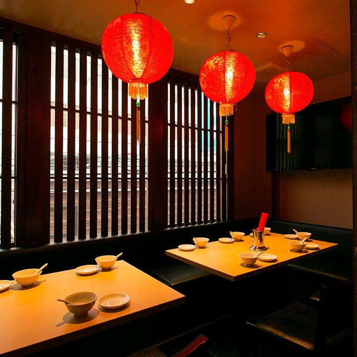 台湾旅行の雰囲気を味わえる店内&料理で擬似旅行を楽しんで