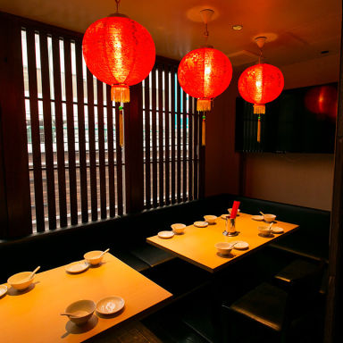 台湾料理 故宮 中目黒店 店内の画像