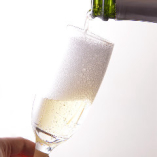 スパークリングワインで記念日のお祝い♪