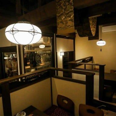 天ぷら・日本酒 一門  店内の画像