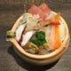 富山県の代表的な郷土料理 昆布〆刺身盛合わせ