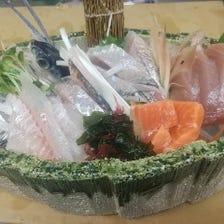 富山の新鮮魚介を堪能!