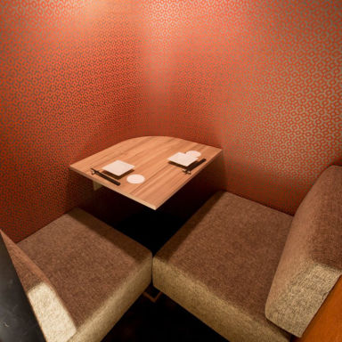 全席個室 びすとろ家 上野駅前店 店内の画像