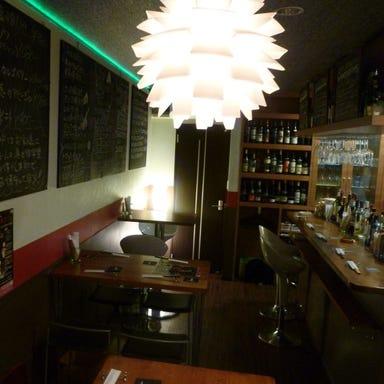 イタリアン バール パラディソ  店内の画像