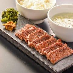 牛たん定食 -塩味、みそ味、ミックス-
