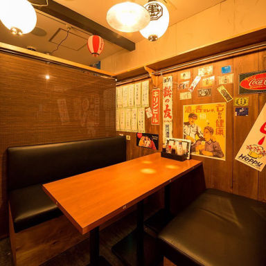 個室居酒屋 くしじんぼう‐串神坊‐ 神保町 コースの画像